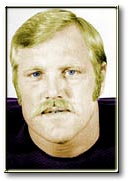 DT:  Gary Larsen #77 Vikings of the Purple People Eaters